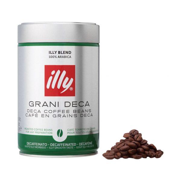 Illy Cafeïnevrije koffiebonen 250 gram