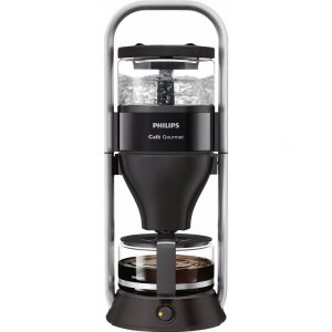 Philips Cafe Gourmet HD5408/20 Zwart