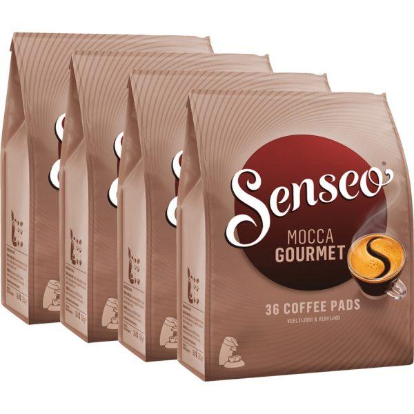 Senseo Mocca Gourmet 4-pack