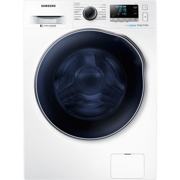 Samsung WD80J6A00AW Eco Bubble - 8/5 kg