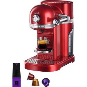KitchenAid Nespresso 5KES0503 Appelrood