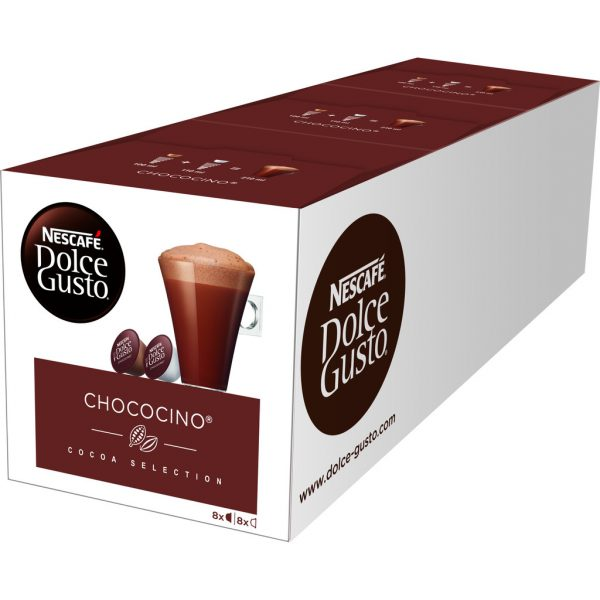 Dolce Gusto Chococino 3 pack