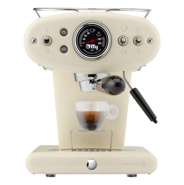 Illy X1 Anniversary Espresso & Coffee Crème