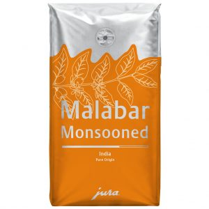 Jura Malabar Monsooned India Pure Origin koffiebonen 250 gra