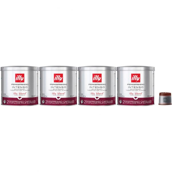 Illy Iperespresso Intenso 84 cups