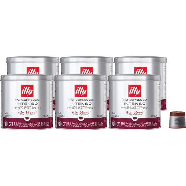Illy Iperespresso Intenso 126 cups
