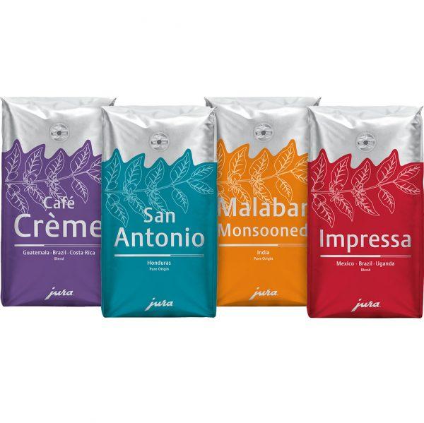 Jura Proefpakket koffiebonen 1 kg