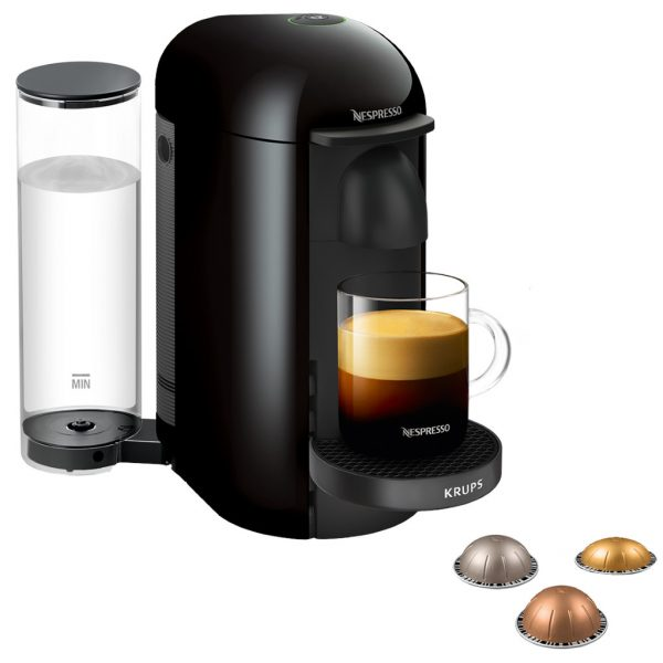 Krups Nespresso Vertuo Plus XN9038 Zwart