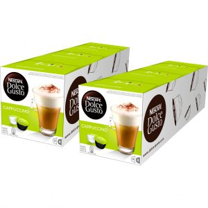 Dolce Gusto Cappuccino 6 pack