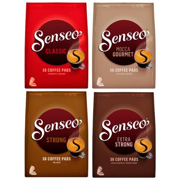 Senseo Variatiedoos Classic Koffiepads