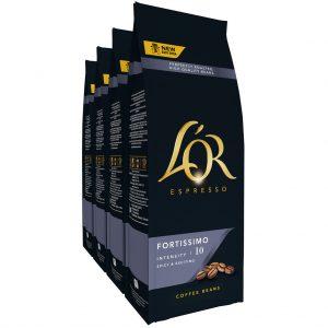 L'OR Espresso Fortissimo koffiebonen 2 kg