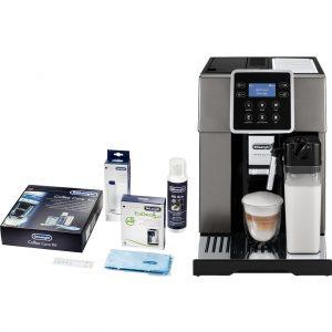 DeLonghi Perfecta EVO ESAM420.80.TB + Coffee Care Kit